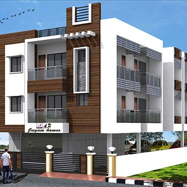 A. P. JAYAM HOMES